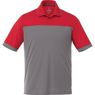 Picture of MACK Short Sleeve Polo - Mens