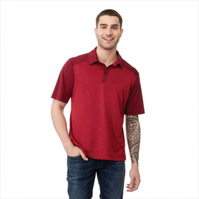 Picture of SAGANO Short Sleeve Polo - Mens