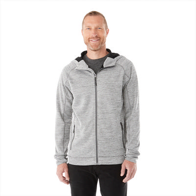 Picture of ODELL Knit Zip Hoody - Mens