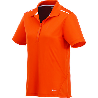 Picture of ALBULA SS Polo - Womens