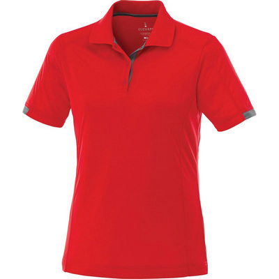 Picture of KISO Short Sleeve Polo - Womens