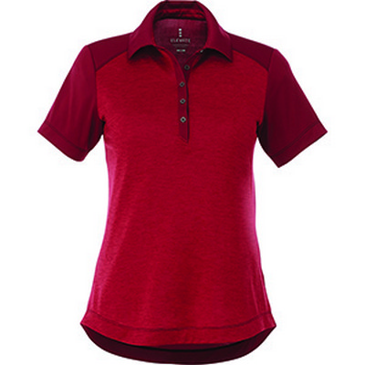 Picture of SAGANO Short Sleeve Polo - Womens