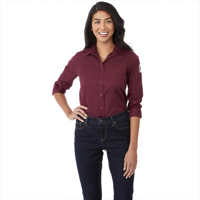 Picture of WILSHIRE Long Sleeve Shirt - Womens