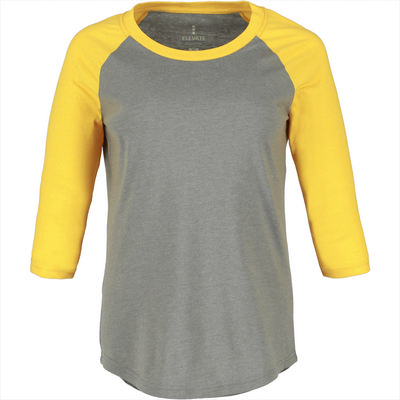 Picture of DAKOTA Three Quarter Tee - Womens