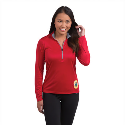 Picture of VEGA Tech Half Zip - Womens