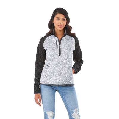 Picture of VORLAGE Half Zip Knit Jkt - Womens