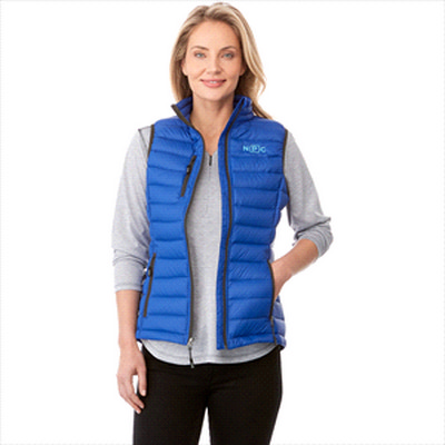 Picture of WHISTLER Light Down Vest - Womens