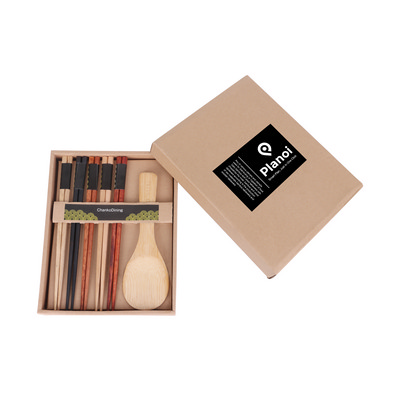 Picture of Chopsticks and Spoon Set