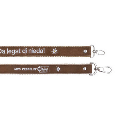 Picture of Leather Lanyard