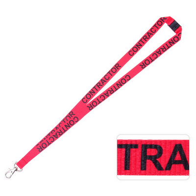 Picture of Contractor Lanyard