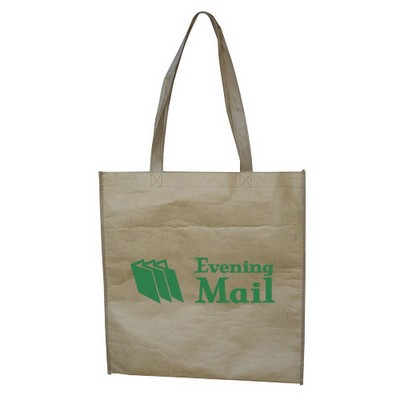 Picture of Kraft Paper Bag Laminated PP Woven Lined