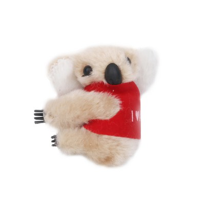 Picture of Koala Clip on Stuffed Plush Toy