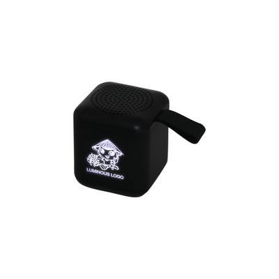 Picture of Lighting Cube Bluetooth Speaker