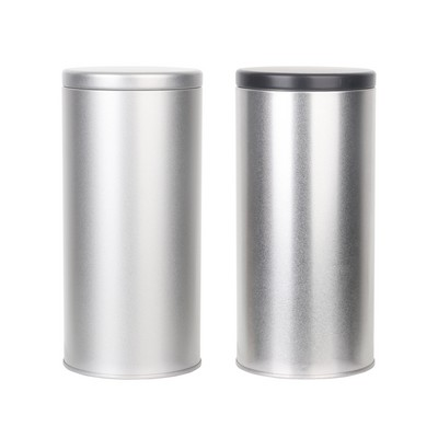 Picture of Large  Tin Can with Lid (85 x 185mm)