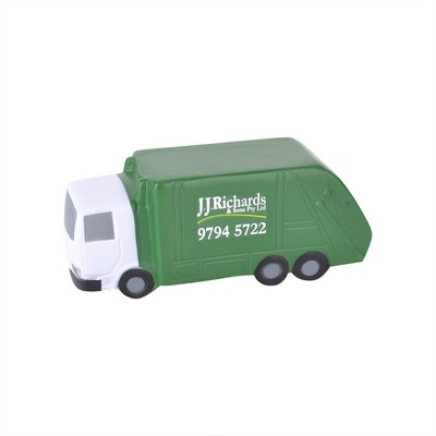 Picture of Garbage Truck Shape Stress Reliever