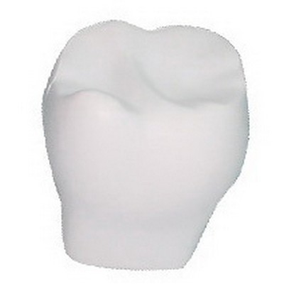 Picture of White Tooth Shape Stress Reliever