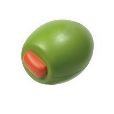 Picture of Olive Shape Stress Reliever