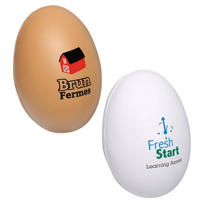 Picture of Egg Shape Stress Reliever