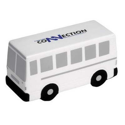 Picture of City Bus Shape Stress Reliever