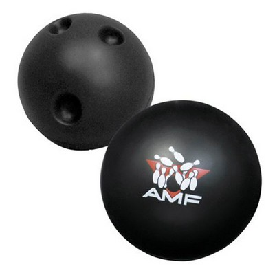 Picture of Bowling Ball Shape Stress Reliever