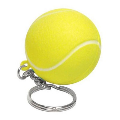 Picture of Tennis with Keyring Stress Item
