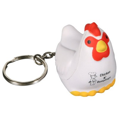 Picture of Cock with Keyring Stress Item