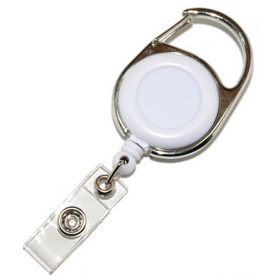 Picture of Carabiner Retractable Card Holder