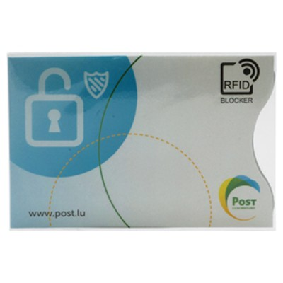 Picture of Paper RFID Protector Sleeve