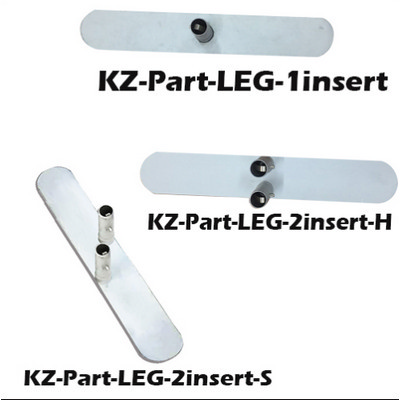 Picture of Leg Inserts -1Insert