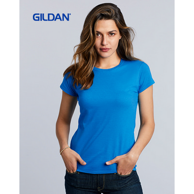Picture of Gildan Softstyle Ladies T-Shirt Colours