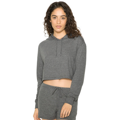 Picture of American Apparel Womens Tri-Blend Croppe