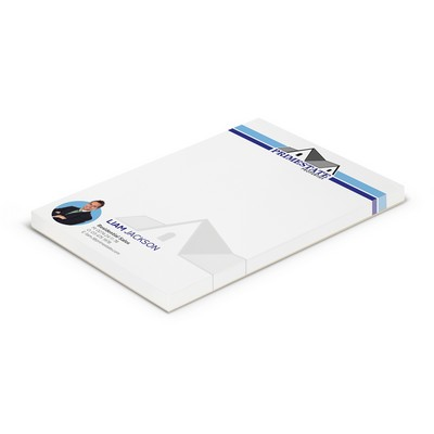 Picture of A7 Note Pad - 50 Leaves