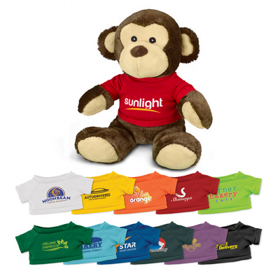 Picture of Monkey Plush Toy