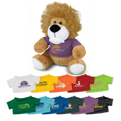 Picture of Lion Plush Toy