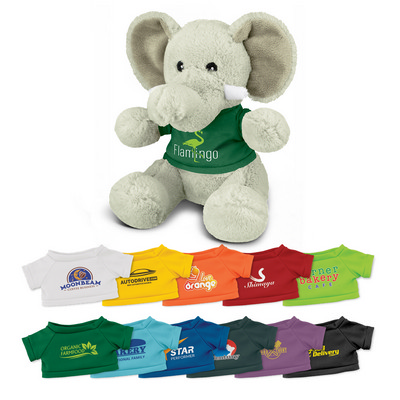 Picture of Elephant Plush Toy