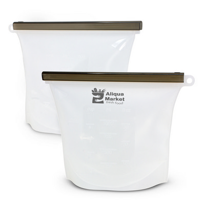 Picture of Silicone Reusable Storage Pouch