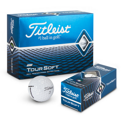 Picture of Titleist Tour Soft