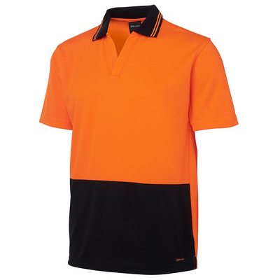 Picture of JBs Hv 4602.1 S/S Non Button Polo