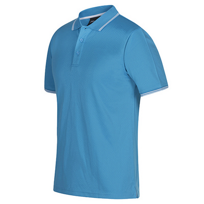 Picture of Pdm Jacquard Contrast Polo