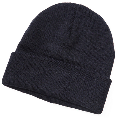 Picture of Kids Acrylic Beanie Black