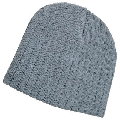 Picture of Cable Knit Beanie Charcoal