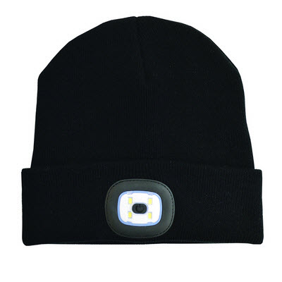 Picture of Headlight Beanie Grey