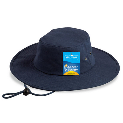 Picture of Surf Hat Black