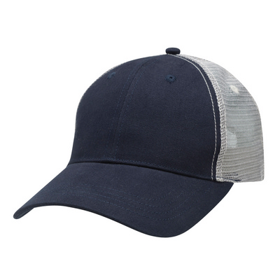 Picture of Lo-Pro Mesh Trucker Cap Black/Charcoal