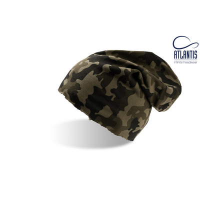 Picture of Atlantis Brooklin Beanie Camouflage