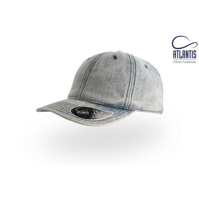 Picture of Atlantis Dad Hat Clear wash