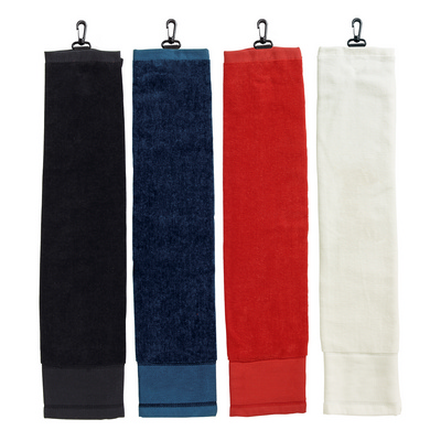 Picture of Golf Towel Black