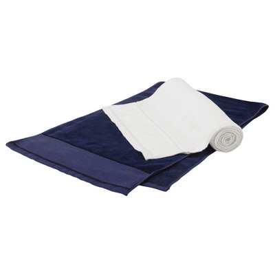 Picture of Fitness Towel Navy