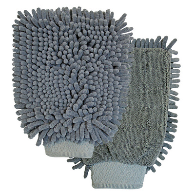 Picture of Microfibre Cleaning Mit Grey