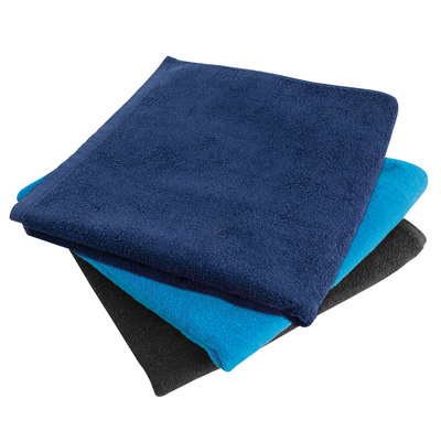 Picture of The Sub Towel Black